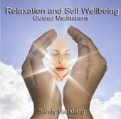 Relaxation and Self Wellbeing - Sandy Garstang