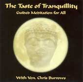 Taste of Tranquility - Chris Burrows