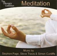 The Therapy Collection - Meditation - Stephen Page, Steve Travis & Simon Cunliffe