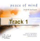 Track 1 - Peacefulness