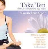 Take Ten - Nurture Your Spirit - David Sandercock & Mary Rodwell